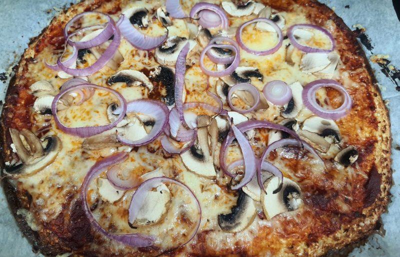פיצה כרובית