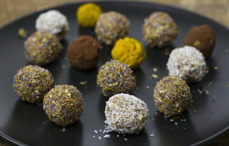 כדורי שוקולד- במידה נכונה- דל פחמימות